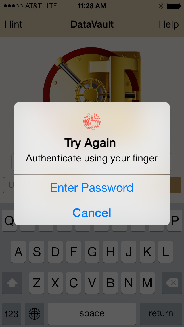how to delete security alerts from iphone